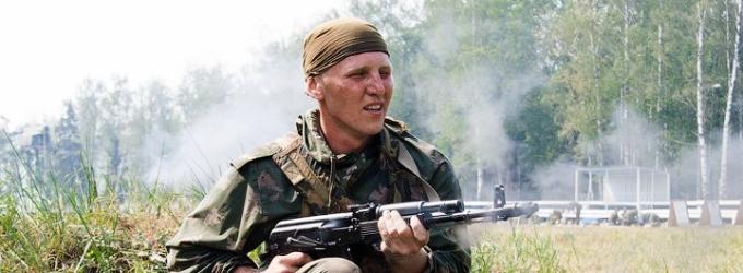 Стреляй солдат